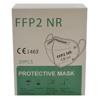 Mondmasker FFP2 - 20 in doos